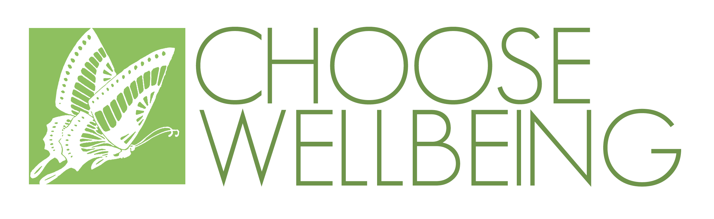 Choosewellbeing company logo