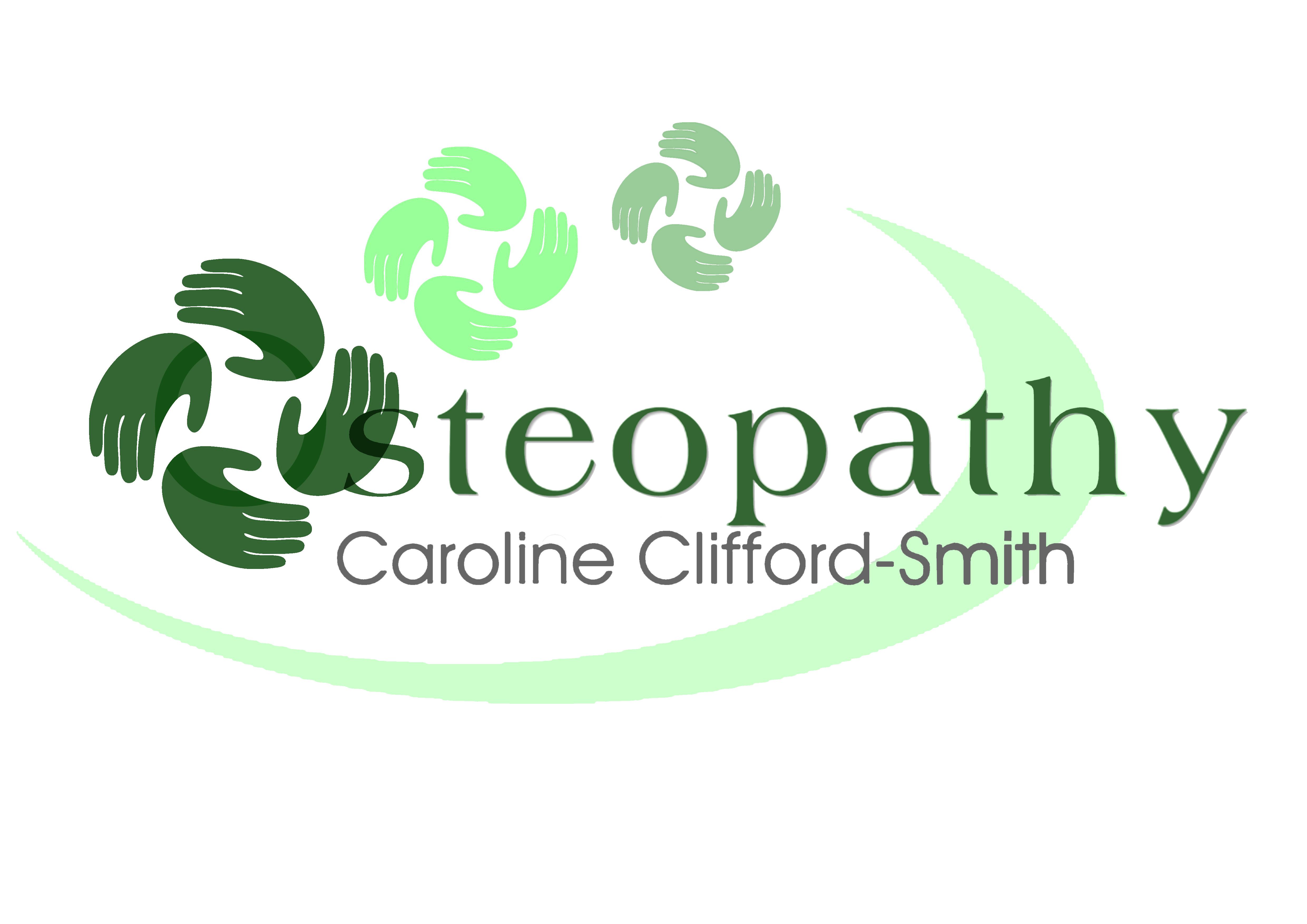Caroline Clifford-Smith Osteopathy company logo