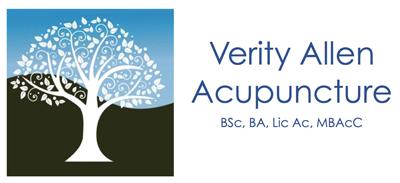 Verity Allen Acupuncture company logo