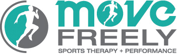 Move Freely Sports Therapy + Performance company logo