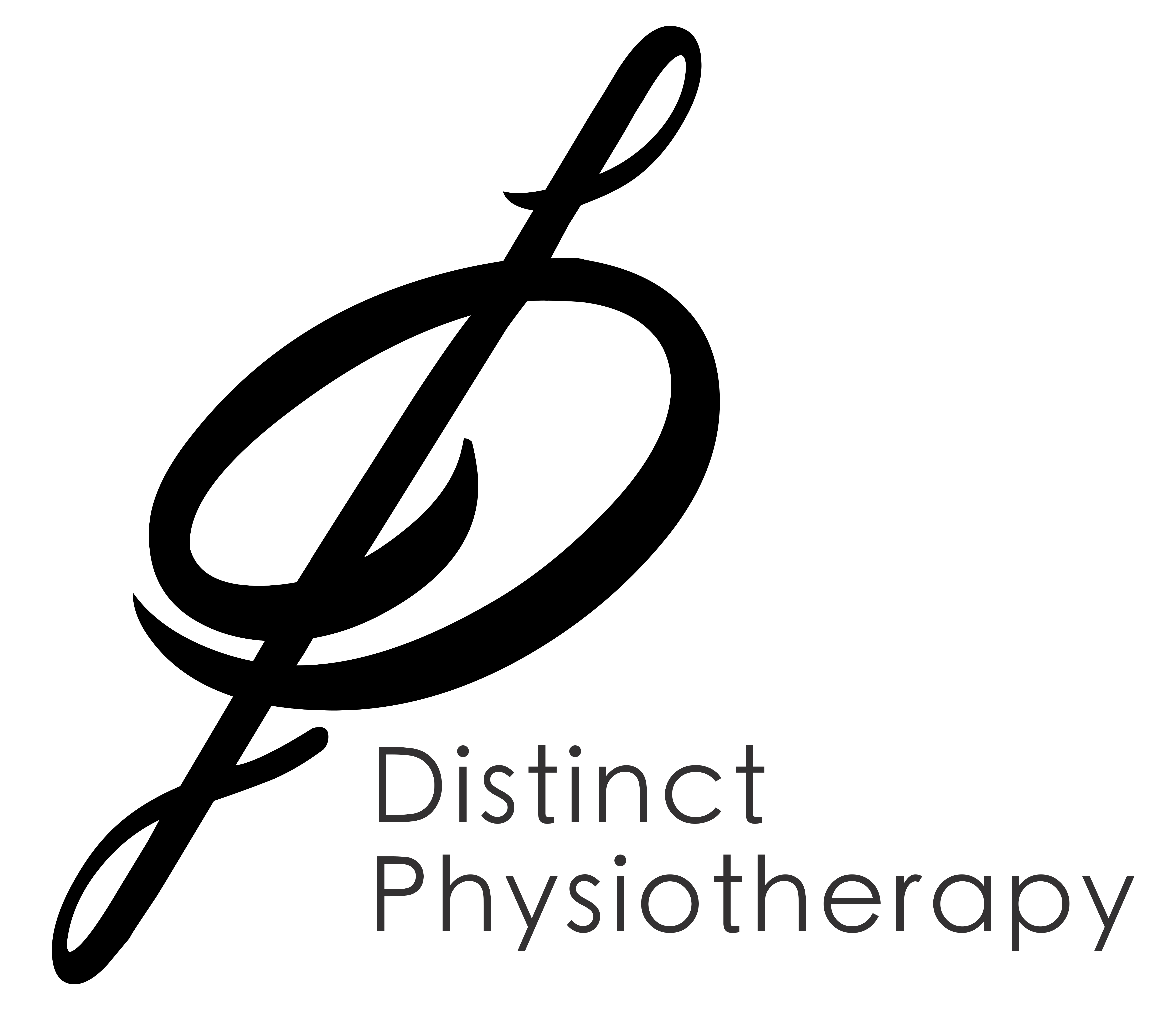 Distinct Physiotherapy company logo