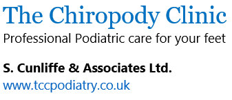 The Chiropody Clinic company logo